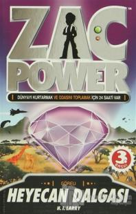 Zac Power - Heyecan Dalgası 10. Kitap