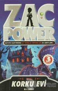 Zac Power - Korku Evi 15. Kitap