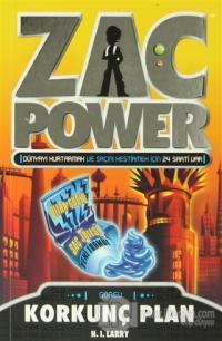 Zac Power - Korkunç Plan