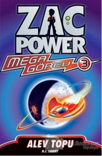 Zac Power Mega Görev 3 - Alev Topu