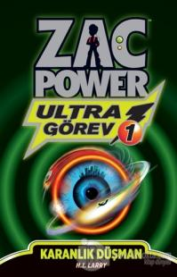 Zac Power Ultra Görev 1 - Karanlık Düşman
