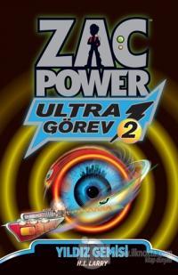 Zac Power Ultra Görev 2 - Yıldız Gemisi