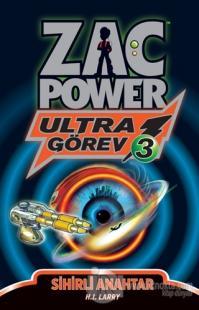 Zac Power Ultra Görev 3 - Sihirli Anahtar