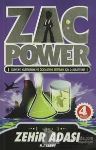 Zac Power - Zehir Adası