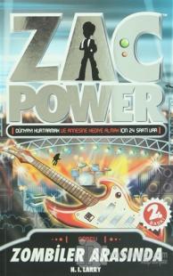 Zac Power - Zombiler Arasında