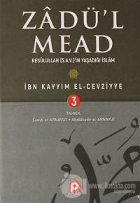 Zadü'l Mead 3.Cilt (Ciltli)