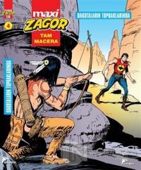 Zagor Maxi 4 : Dakotaların Topraklarında