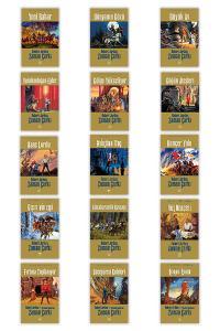 Zaman Çarkı 15 Kitap Takım Ciltli Robert Jordan