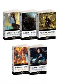 Zaman Çarkı 5 Kitap Takım (Karton Kapak)