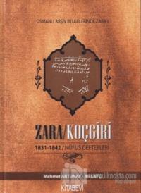 Zara / Koçgiri - Osmanlı Arşiv Belgelerinde Zara - 2 (Ciltli)