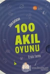 Zihin Çatlatan 100 Akıl Oyunu (5 Kitap Takım)