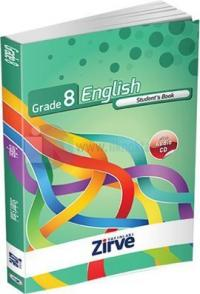 Zirve Grade 8 English Student's Book