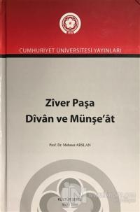 Ziver Paşa Divan ve Münşe'at (Ciltli)