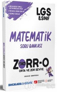 ZORR-O 8.Sınıf LGS Matematik Soru Bankası