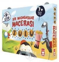 Zulu ile Bir Madagaskar Macerası - Set (5 Kitap Takım) Ömür Uzel