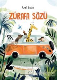 Zürafa Sözü Anıl Basılı