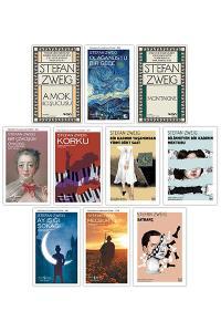 Stefan Zweig Seti (1o Kitap Takım)