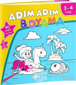 Adim Adim Boyama 3 4 Yas Hasan Cakir