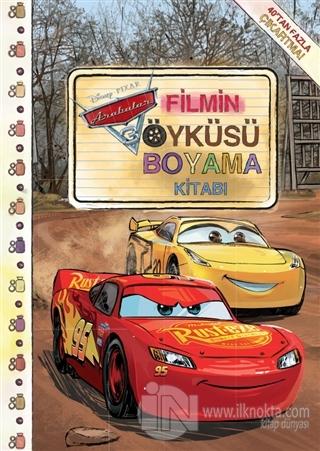 Arabalar 3 Filmin Oykusu Boyama Kitabi 20 Indirimli Kolektif