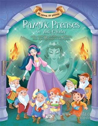 Bir Varmış Bir Yokmuş Pamuk Prenses Ve Yedi Cüceler Ciltli