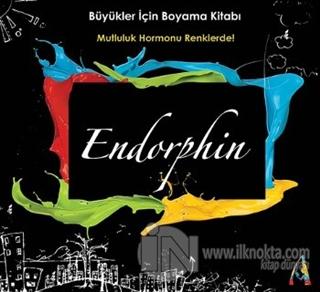 Endorphin Buyukler Icin Boyama Kitabi 25 Indirimli Kolektif