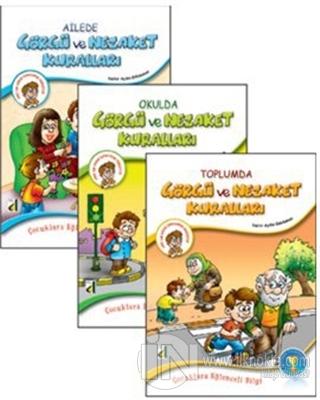 Görgü Ve Nezaket Kuralları 3 Kitap Takım 20 Indirimli Nehir Aydın G