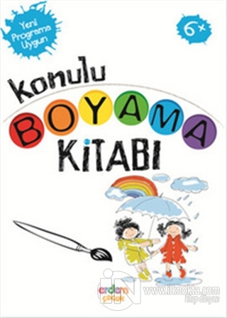 Konulu Boyama Kitabi 6 Yas 20 Indirimli Kolektif