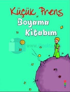 Kucuk Prens Boyama Kitabim 10 Indirimli Kolektif