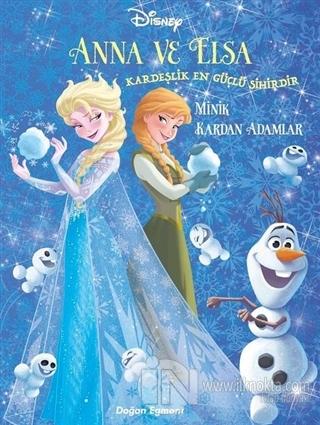 Minik Kardan Adamlar Disney Karlar Ulkesi Anna Ve Elsa 20 Indirimli