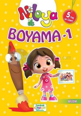 Niloya Ile Boyama 1 Ailem Kolektif