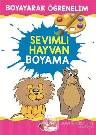 Sevimli Hayvan Boyama 10 Indirimli Kolektif