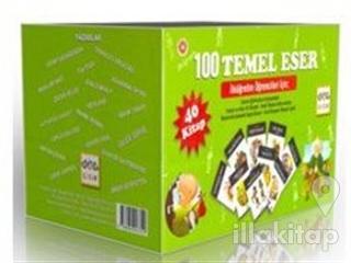 100 Temel Eser (40 Kitap Takım) İlköğretim Öğrencileri İçin