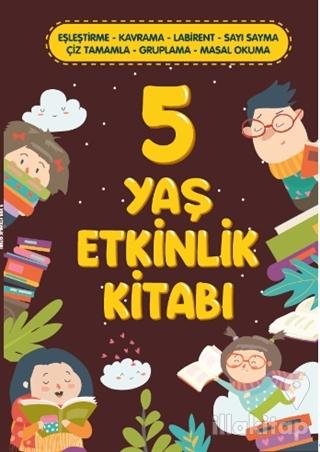 5 Yaş Etkinlik Kitabı