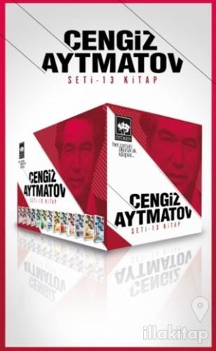 Cengiz Aytmatov Seti (13 Kitap)