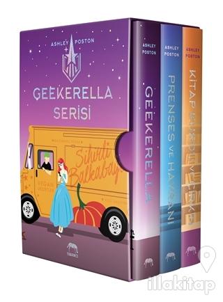 Geekerella Kutu Seti (3 Kitap Takım) (Ciltli)
