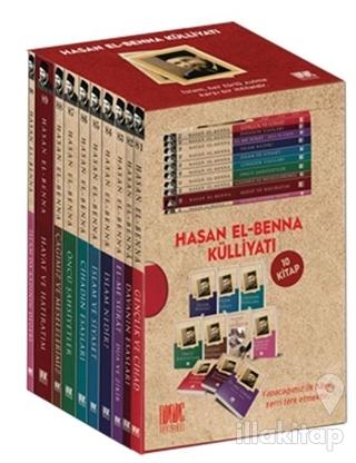 Hasan el-Benna Küllliyatı Set (10 Kitap Takım)