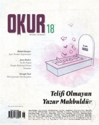 Okur Kitap Dergisi Sayı: 18 Mart-Nisan 2021