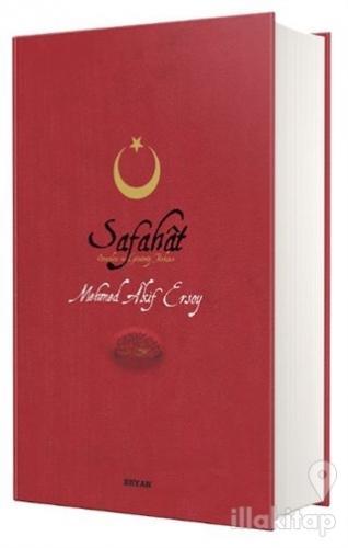 Safahat (Üçlü - Orta Boy) (Ciltli)
