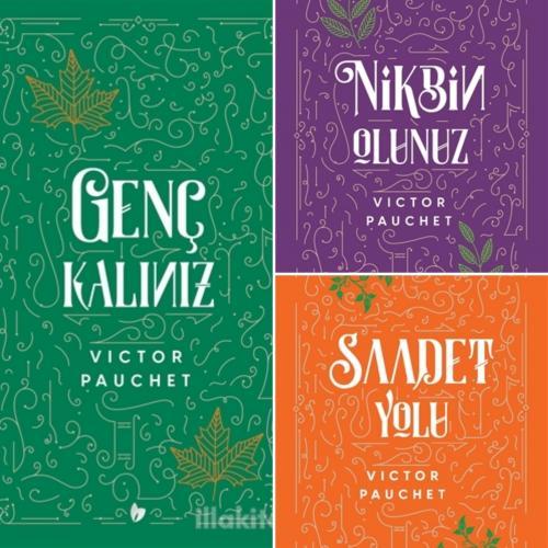 Victor Pauchet Seti - 3 Kitap
