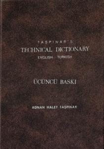 Taşpınar's Technical Dictionary English-Turkish