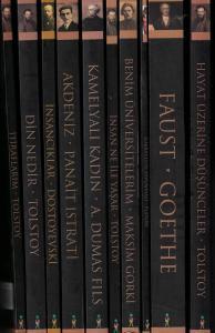 Dünya Klasikleri Seti 10 Kitap