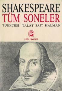 Shakespeare Tüm Soneler