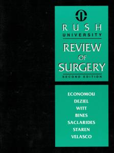 Rush University Review of Surgery (Genel Cerrahi Test Kitabı)