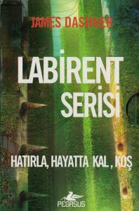 Labirent Serisi 3 Cilt Takım - Son İsyan -  Alev Deneyleri - Ölümcül Kaçış