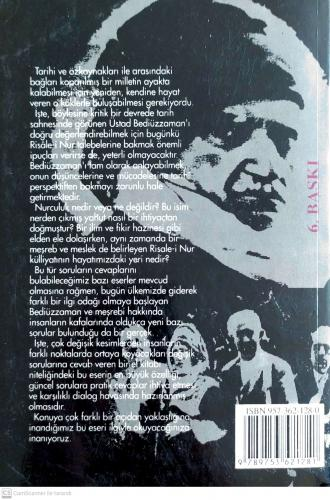 100 Soruda Bediüzzaman Said Nursi Hekimoğlu İsmail