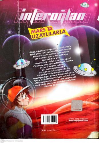 İnteroğlan Mars'ta Uzaylılarla Mehmet Esen