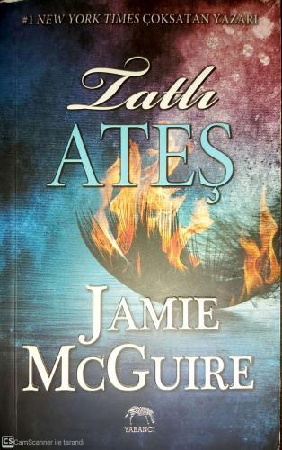 Tatlı Ateş %56 indirimli Jamie Mcguire