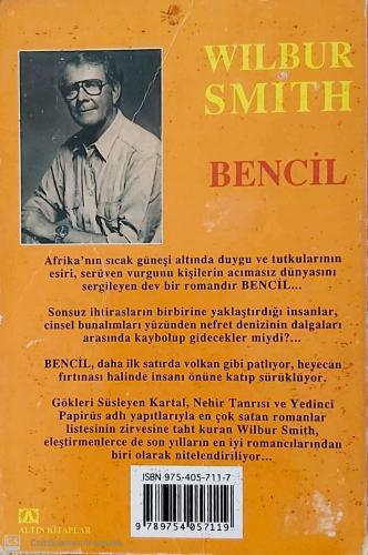 Bencil %50 indirimli Wilbur Smith