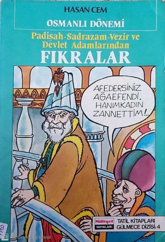 Osmanlı Dönemi Fıkralar %62 indirimli Hasan Cem