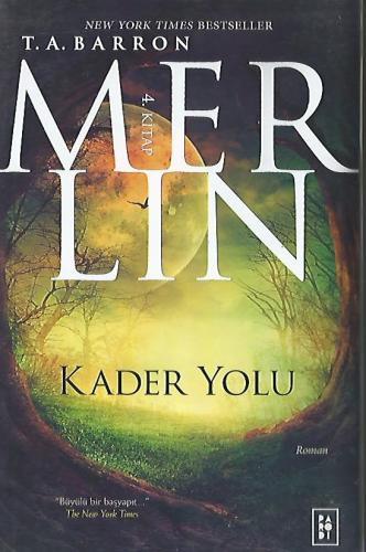 Merlin (1.2.3.4. Kitaplar)